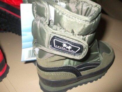 dětská zimní obuv Casual kids