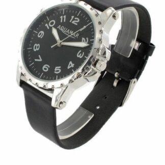 hodinky Aquamar černé