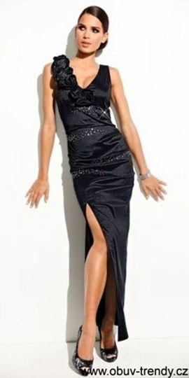 společenské šaty Heine