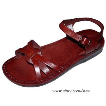kožené sandály Raneb