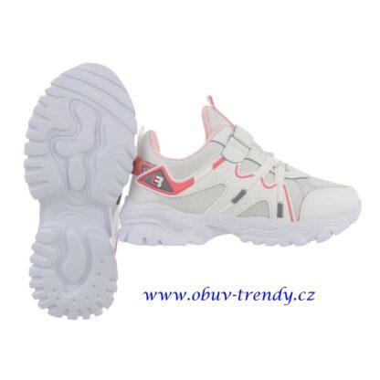 dětské tenisky bílé