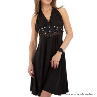 černé šaty Metrofive