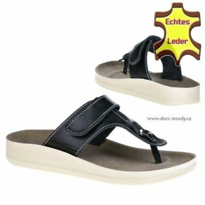 Italské sandály Vera Pelle