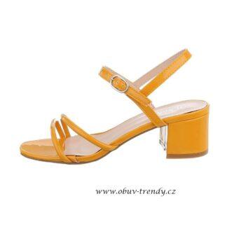páskové sandály