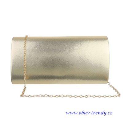 zlatá kabelka do ruky